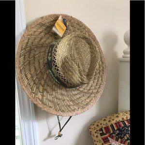 GoldCoast Sunwear Straw Hat Unisex